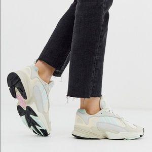 NWB Adidas Mint white sneakers men's women's